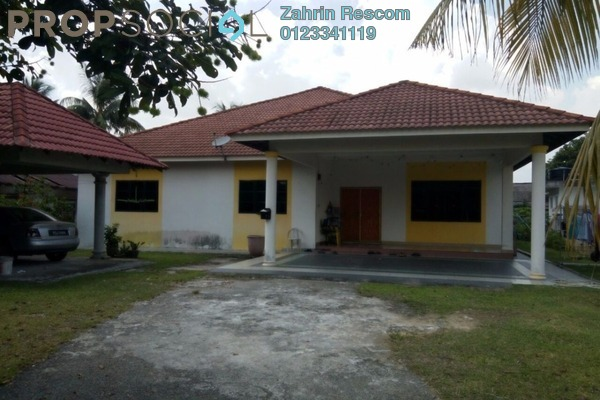 For Sale Bungalow at Kampung Baru Sungai Buloh, Sungai Buloh Leasehold Semi Furnished 7R/6B 700k