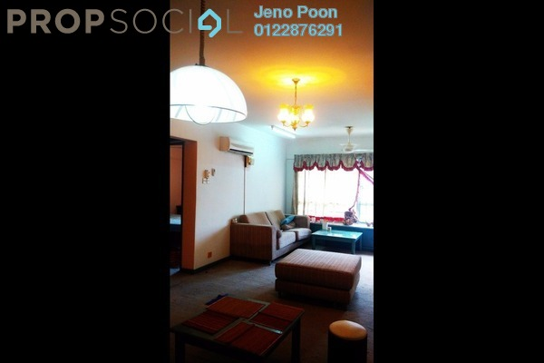 For Rent Condominium at OG Heights, Old Klang Road Freehold Fully Furnished 2R/1B 1.25k