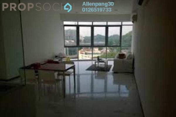 For Rent Condominium at Twins, Damansara Heights Freehold Semi Furnished 4R/4B 3.4k
