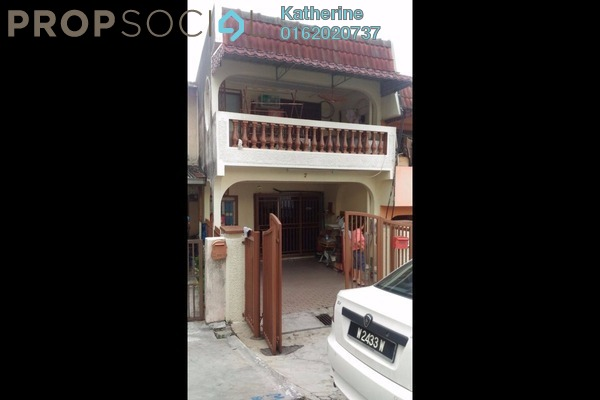 For Sale Terrace at Taman Sri Gombak, Batu Caves Freehold Semi Furnished 3R/2B 480k