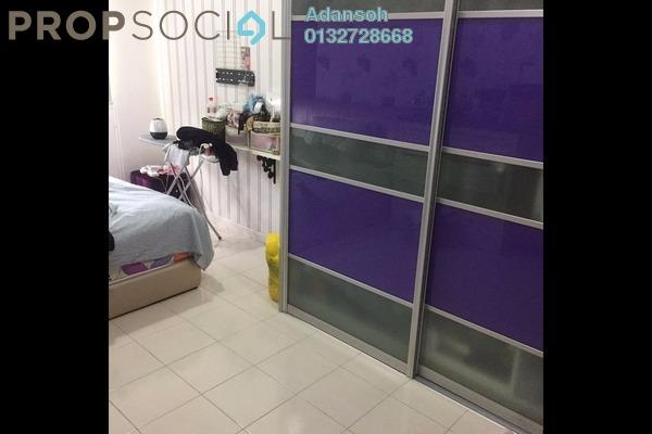 For Sale Condominium at Casa Idaman, Jalan Ipoh Leasehold Semi Furnished 3R/2B 465k