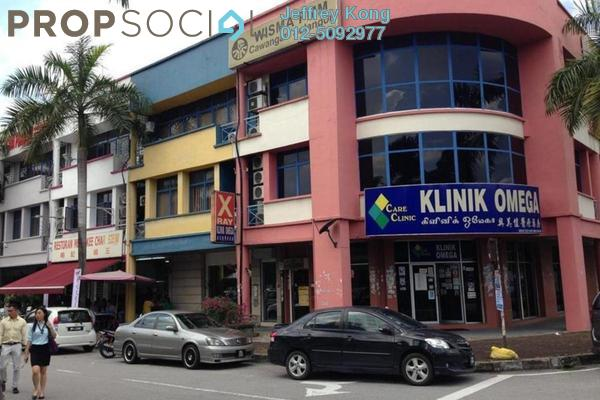 For Sale Shop at Hicom Glenmarie, Shah Alam Freehold Unfurnished 0R/0B 6.99m