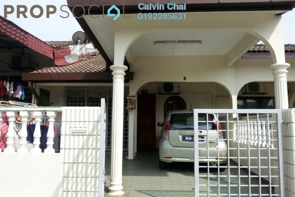 For Sale Link at Bandar Teknologi Kajang, Semenyih Freehold Unfurnished 3R/2B 385k