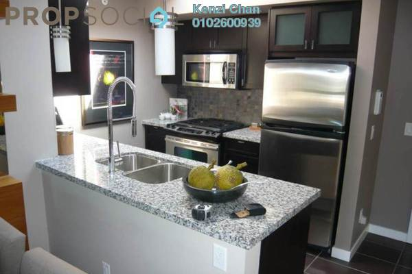 For Rent Condominium at Springville Residence, Equine Park Leasehold Semi Furnished 3R/2B 1.25k