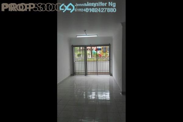 For Sale Apartment at Flora Damansara, Damansara Perdana Leasehold Unfurnished 3R/2B 218k