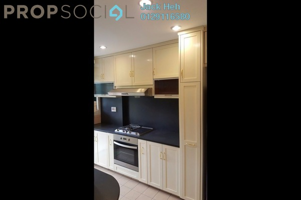 For Rent Condominium at Cascadium, Bangsar Freehold Fully Furnished 2R/2B 4k