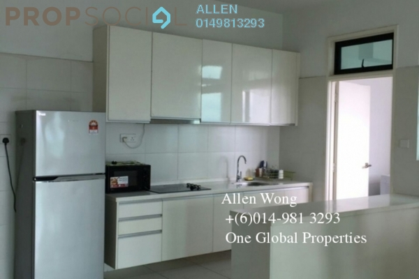 For Rent Condominium at Taman Bukit Indah, Bukit Indah Freehold Fully Furnished 3R/3B 3.5k