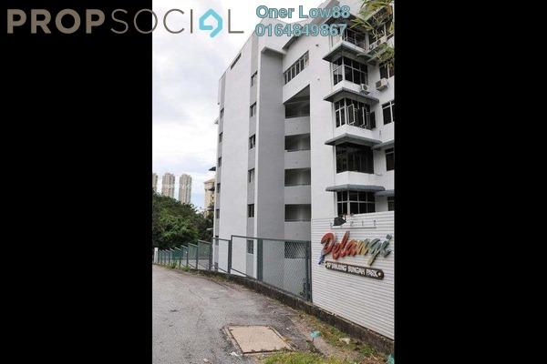 For Sale Condominium at Bukit Pelangi, Tanjung Bungah Freehold Fully Furnished 3R/2B 648k