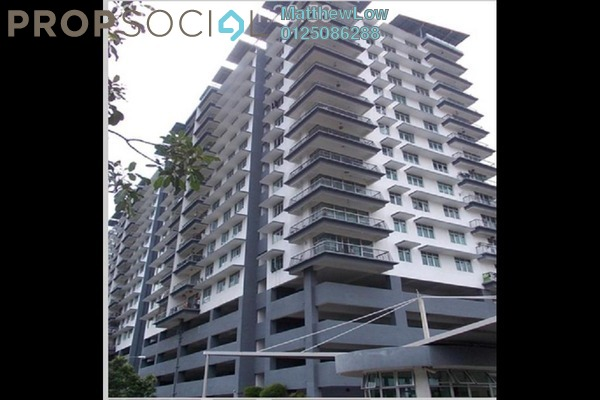 For Sale Condominium at Vista Bay, Butterworth Freehold Semi Furnished 4R/2B 385k