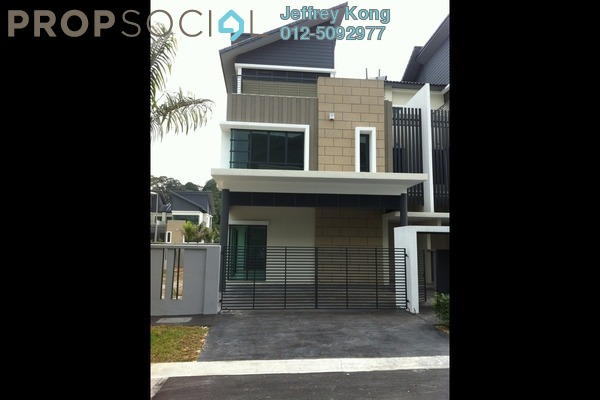 For Sale Semi-Detached at Kinrara Hills, Puchong Freehold Unfurnished 6R/5B 2.2m