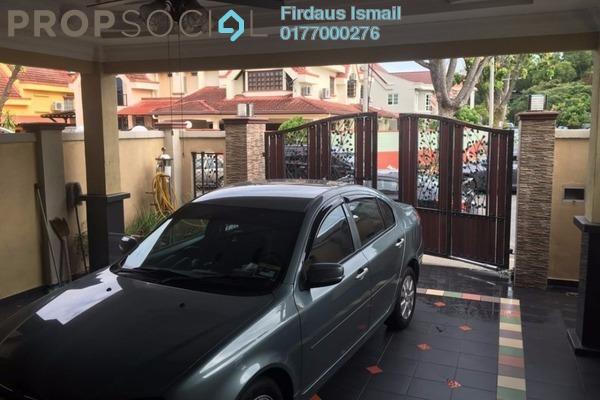For Sale Terrace at Bandar Baru Sri Petaling, Sri Petaling Leasehold Semi Furnished 4R/3B 1.1m