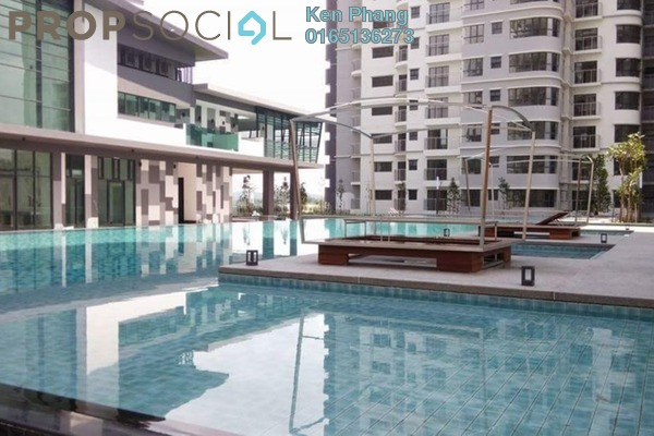 For Rent Condominium at Maisson, Ara Damansara Freehold Fully Furnished 0R/1B 1.5k