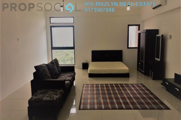 For Rent Condominium at V12 Sovo, Shah Alam Leasehold Fully Furnished 1R/1B 1.2k