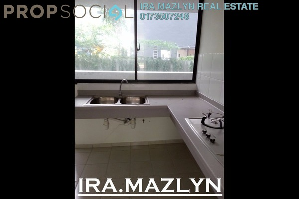 For Rent Townhouse at Katana II, Ampang Hilir Freehold Semi Furnished 4R/4B 12k
