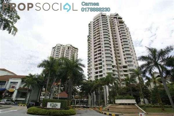 For Sale Condominium at Riana Green East, Wangsa Maju Leasehold Fully Furnished 2R/1B 500k