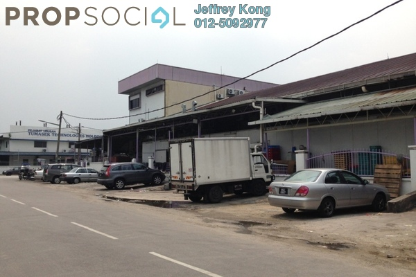 For Rent Factory at Taman Kepong, Kepong Freehold Unfurnished 0R/0B 26k