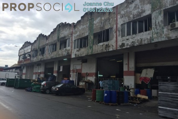 For Rent Factory at Taming Jaya Industrial Park, Balakong Freehold Unfurnished 0R/0B 4.2k