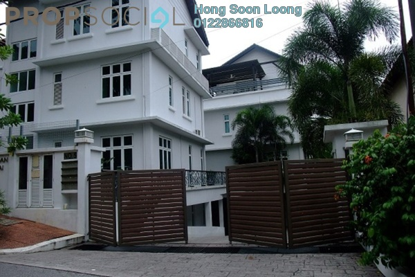 For Rent Villa at The First 6, Damansara Heights Freehold Semi Furnished 6R/5B 17k