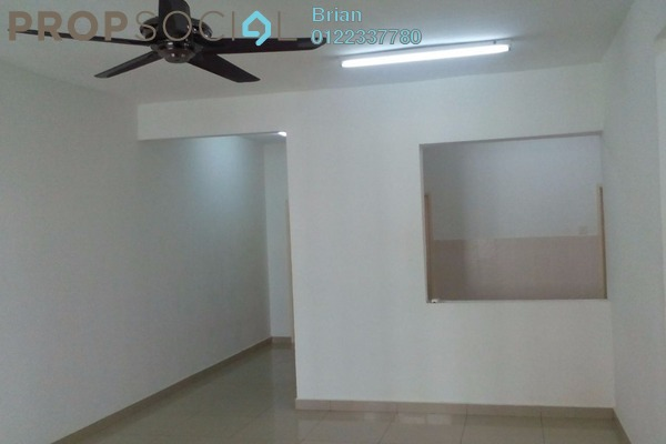 For Sale Condominium at Aman Heights, Seri Kembangan Freehold Unfurnished 3R/2B 450k