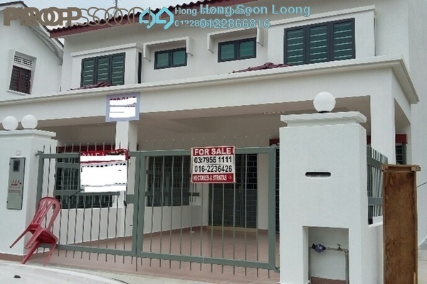 For Sale Terrace at Lorong Istana, Klang Freehold Unfurnished 6R/5B 680k
