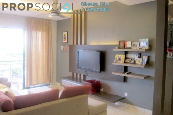 For Sale Condominium at Casa Indah 1, Tropicana Leasehold Fully Furnished 4R/3B 750k