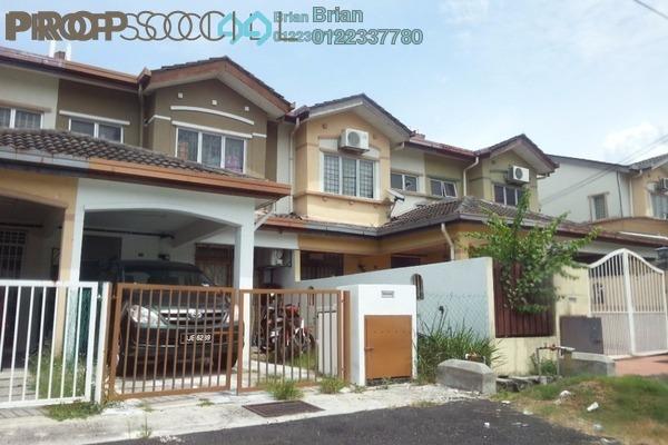 For Sale Terrace at Taman Pinggiran Putra, Bandar Putra Permai Leasehold Unfurnished 4R/3B 498k