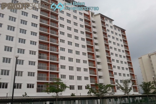 For Sale Apartment at Suria Permai, Bandar Putra Permai Leasehold Unfurnished 3R/2B 275k