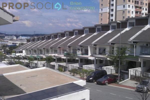 For Sale Terrace at JIA Residences, Seri Kembangan Freehold Semi Furnished 5R/4B 1.1m