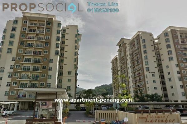 For Sale Condominium at Idaman Lavender, Sungai Ara Freehold Unfurnished 3R/2B 320k