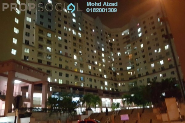 For Sale Condominium at Section 13, Shah Alam Freehold Unfurnished 2R/2B 300k
