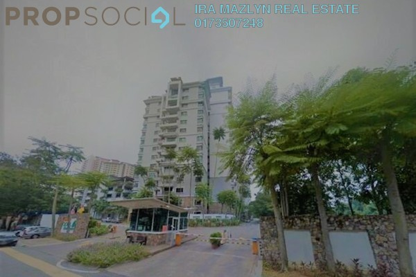 For Sale Duplex at Opal Damansara, Sunway Damansara Leasehold Semi Furnished 6R/5B 1.75m