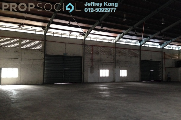 For Rent Factory at Taman Kepong, Kepong Freehold Unfurnished 0R/0B 23k