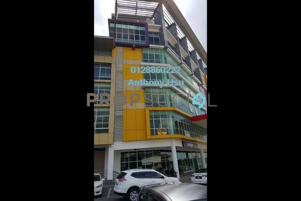 For Sale Office at iCom Square, Kuching Leasehold Unfurnished 0R/0B 1.5m