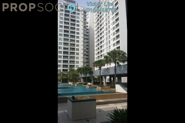 For Rent Condominium at Sterling, Kelana Jaya Leasehold Fully Furnished 4R/2B 2.6k