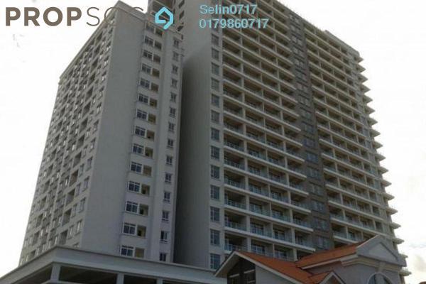 For Sale Condominium at Zan Pavillon, Sungai Ara Freehold Fully Furnished 4R/2B 890k