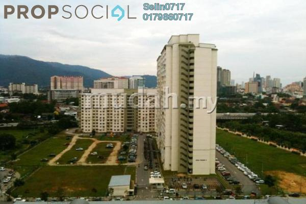 For Rent Apartment at Desa Pinang, Gelugor Freehold Fully Furnished 2R/1B 1k
