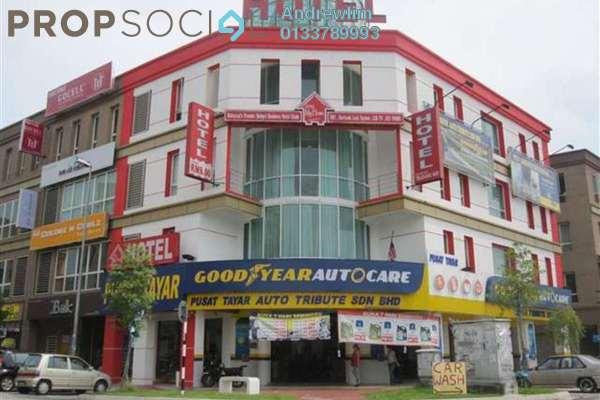 For Rent Shop at The Strand, Kota Damansara Leasehold Semi Furnished 0R/2B 7.6k
