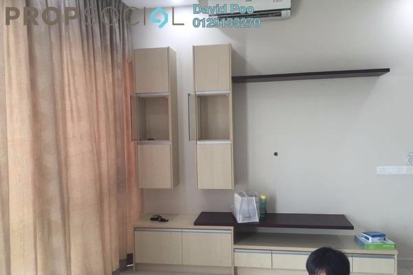 For Rent Condominium at Seringin Residences, Kuchai Lama Freehold Fully Furnished 3R/2B 2.5k