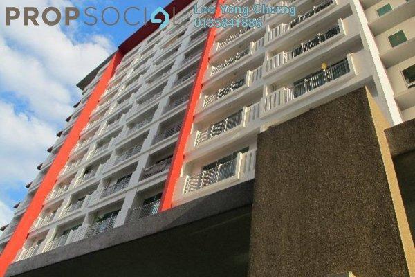 For Sale Condominium at Ritze Perdana 2, Damansara Perdana Leasehold Fully Furnished 1R/1B 345k
