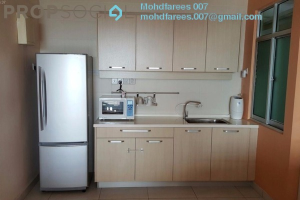 For Sale Condominium at Vista Bay, Butterworth Freehold Fully Furnished 4R/2B 380k