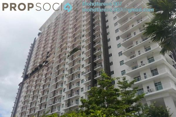 For Sale Condominium at Reflections, Sungai Ara Freehold Unfurnished 3R/2B 730k