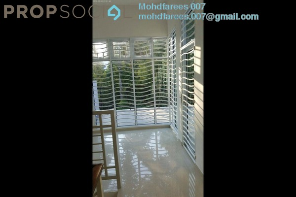For Rent Terrace at Mont Tierra Residences, Sungai Ara Freehold Semi Furnished 5R/4B 2k