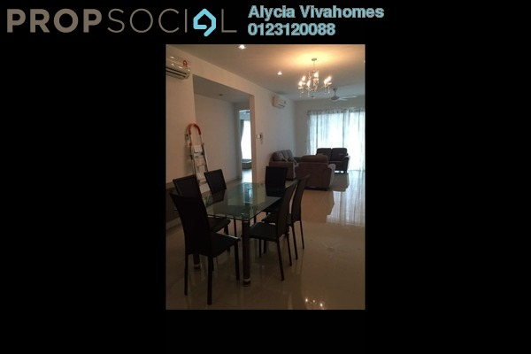 For Rent Condominium at Le Yuan Residence, Kuchai Lama Freehold Fully Furnished 3R/2B 2.6k