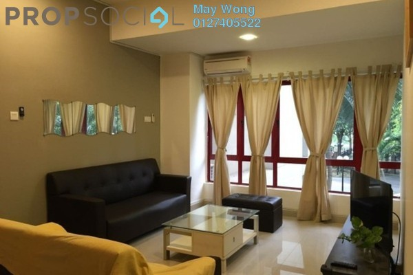 For Rent Condominium at Summer Villa, Subang Jaya Leasehold Fully Furnished 2R/1B 2k