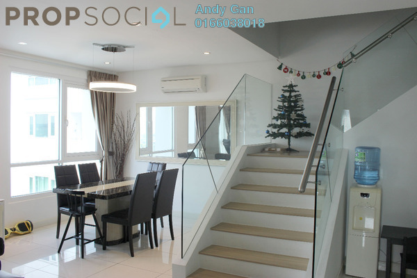 For Sale Serviced Residence at Sunway VeloCity, Cheras Freehold Fully Furnished 3R/3B 1.9m