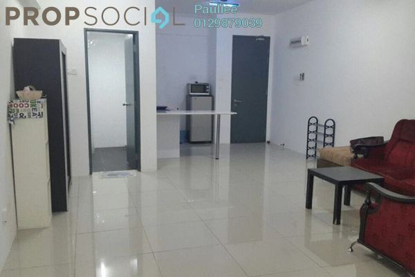 For Rent Condominium at V12 Sovo, Shah Alam Leasehold Semi Furnished 0R/1B 900translationmissing:en.pricing.unit