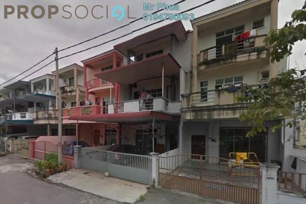 For Sale Terrace at Taman Perwira Indah, Bukit Mertajam Freehold Unfurnished 5R/4B 520k