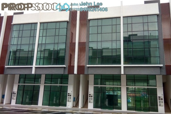 For Sale Shop at Pusat Komersial Sinar Sentul, Sentul Freehold Unfurnished 0R/0B 7.6m