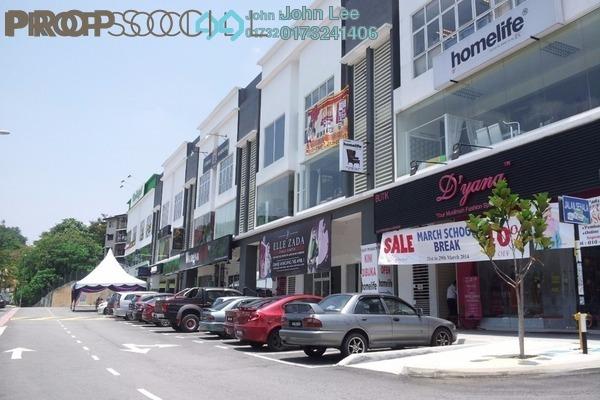 For Sale Shop at Dataran Wangsa, Wangsa Maju Freehold Fully Furnished 0R/0B 2.6m