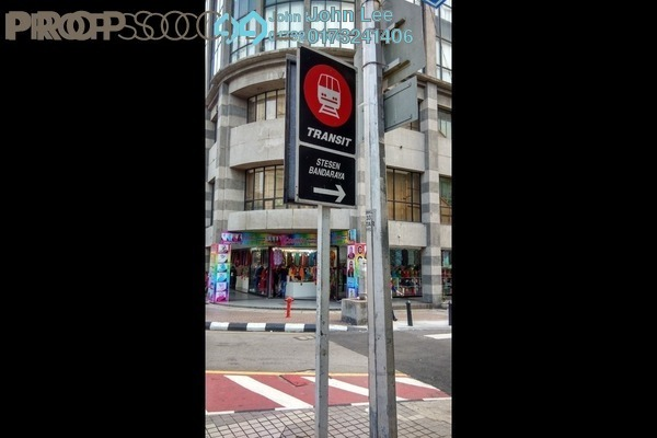 For Sale Shop at Jalan Tuanku Abdul Rahman, Chow Kit Freehold Fully Furnished 0R/0B 21m